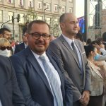 Predstavnici Opštine Bogatić prisustvovali državnoj ceremoniji obeležavanja Dana srpskog jedinstva, slobode i nacionalne zastave u Beogradu