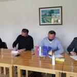 "Potpisan partnerski sporazum o realizaciji projekta prekogranične saradnje ""Poboljšanje zapošljavanja ljudi iz osetljivih grupa pružanjem novih znanja i veština"""